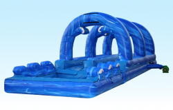 Dual Lane Slip and Dip with Pool