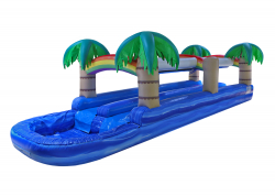 Tropical Dual Slide N Splash