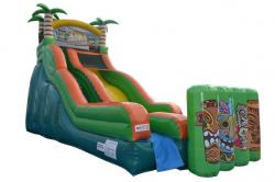 Tiki Island Slide