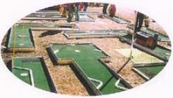 Mini Golf(9 holes)