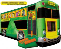 Safari Adventure Bus