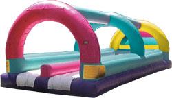 Two Lane Slip N Slide