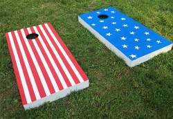 Corn Hole Bean Bag Toss