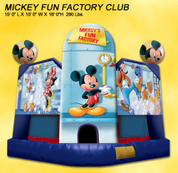 Mickey's Fun Factory