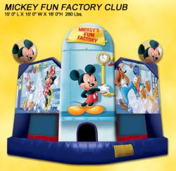 Mickey's Fun Factory