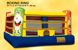 Boxing/Wrestling Ring Only