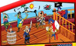 Treasure Island Banner