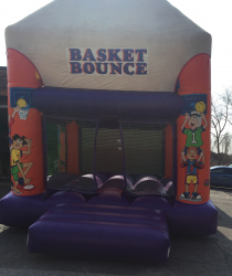Basketball Bounce