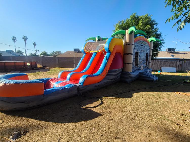 water slide rental Mesa, AZ