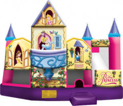 5 in 1 Disney Princess Castle