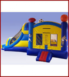 Sports Bounce & Slide (H20 compatible) $215
