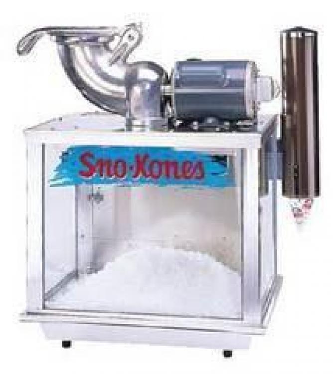 sno cone machine - Sno Cone Machine