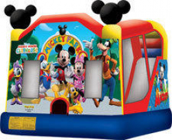 Mickey Mouse 4-in-1 Combo $215