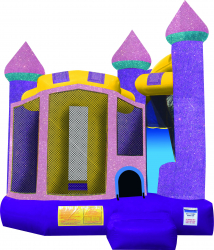 Backyard Dazzling Castle Combo