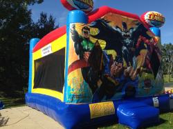 Justice League Bounce