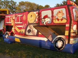 Fire Truck Frenzy
