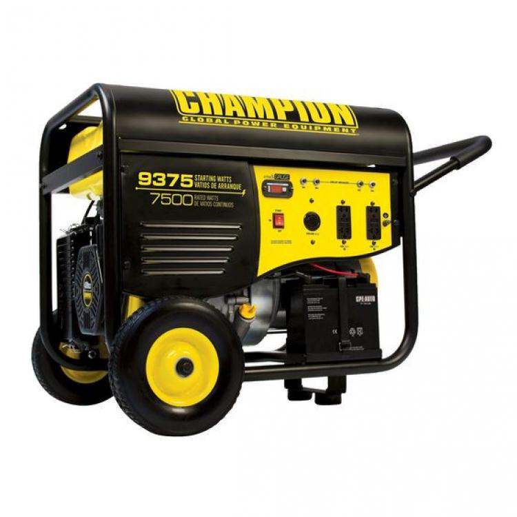 Generator (4 hour w/fuel)
