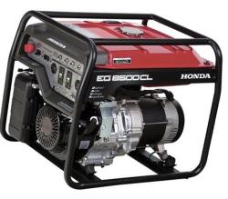 Small Generator (w/fuel)