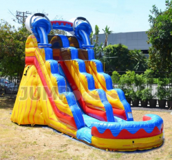 17ft Splash Slide