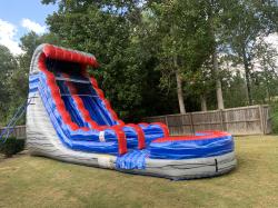 18ft Freedom Water Slide