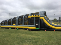 Toxic Drop Obstacle Course
