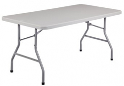 8' Plastic Table