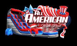 ALL AMERICAN w/pool