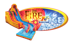 FIRE N ICE w/pool
