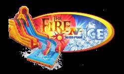 FIRE N ICE w/pool