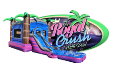 ROYAL CRUSH combo w/pool