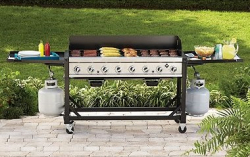Flat Top Event Grill