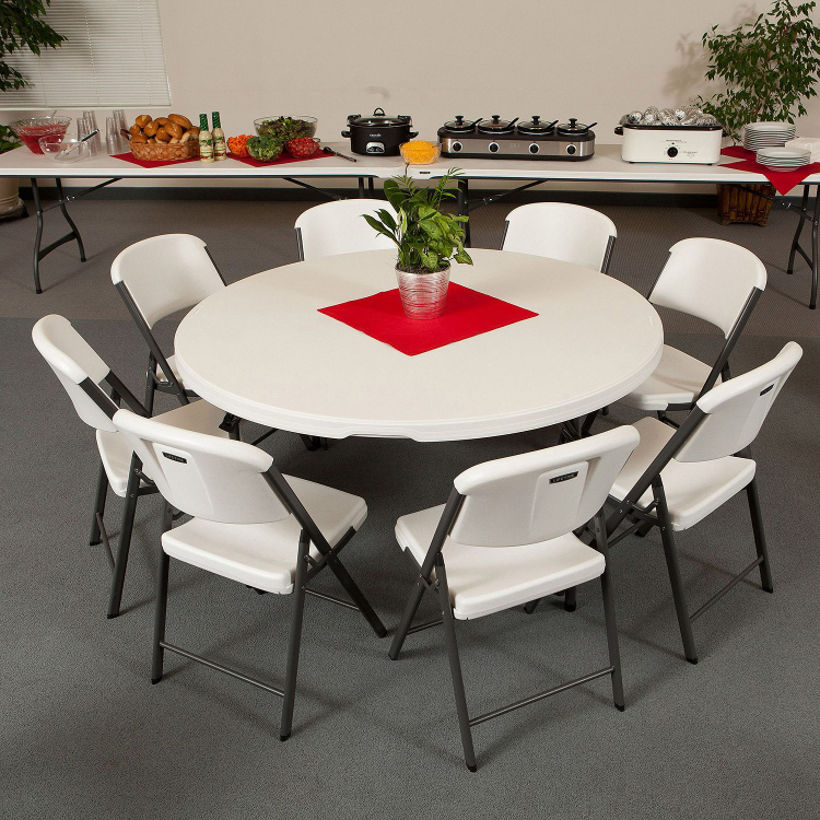60 Round Tables