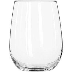 Wine, Stemless 12oz
