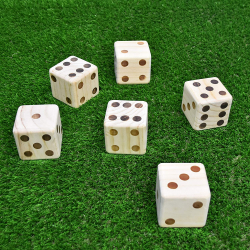 Giant Rollzee Dice