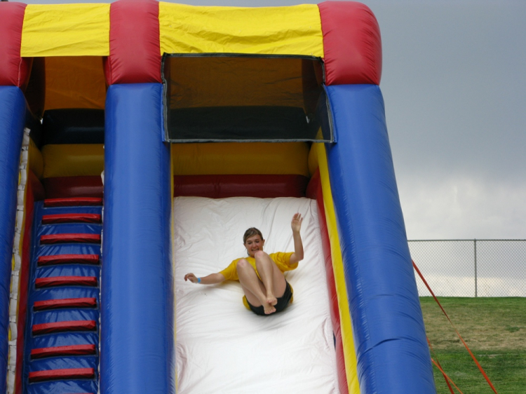 Giant Slide - Wet