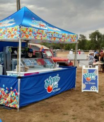 Dippin' Dots Catering
