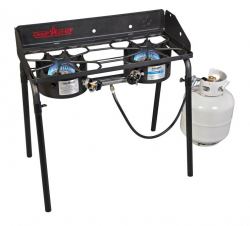 2 Burner Gas Stove