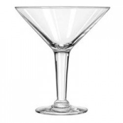 Martini Glass 9 .oz