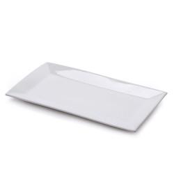 White China Platter