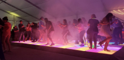 16x16 LED Dance Floor