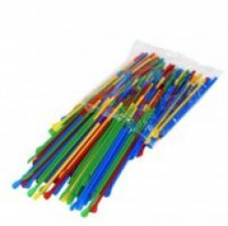 25ct Snowball Straws $3.00