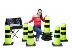 Interactive Sports Cones $150