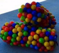 Plastic Balls 300ct $15.00