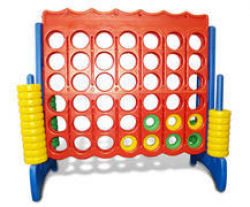 Giant Connect 4 $35