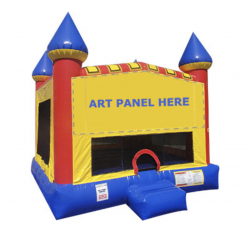 Castle Bounce House $100