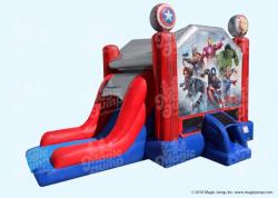 Marvel Avengers Combo Wet