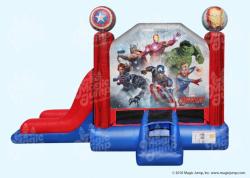 Marvel Avengers Combo Dry
