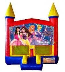Princess Theme Standard Modular w/Hoop