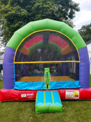 Dome Bounce House