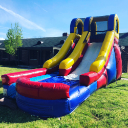 High Time to Party Dry Slide